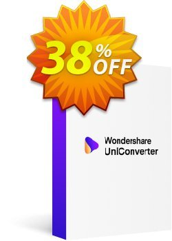 Wondershare Video Converter Ultimate - Mac  Coupon discount Wondeshare UniConverter for Mac dreaded sales code 2019 - Wondershare VCU mac exclusive offer for affiliate newsletter
