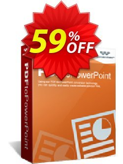 Wondershare PDF to PowerPoint Converter Coupon discount Winter Sale 30% Off For PDF Software -