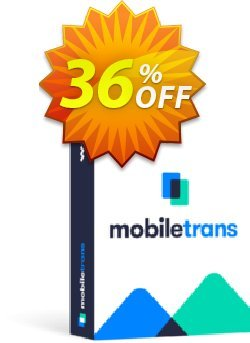 Wondershare MobileTrans - Phone Transfer Coupon, discount MT 30% OFF. Promotion: Imposing discount code of MobileTrans - Phone Transfer 2020
