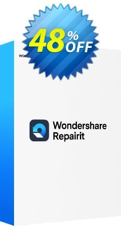 Wondershare Video Repair for MAC Coupon discount 30% Off for Wondershare Recoverit - Amazing discounts code of Wondershare Video Repair(Mac) 2020