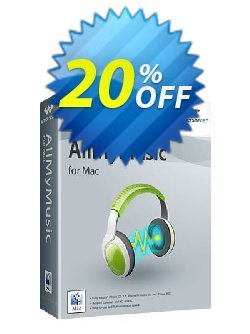 Wondershare AllMyMusic for Mac Coupon discount 30% Wondershare Software (8799). Promotion:
