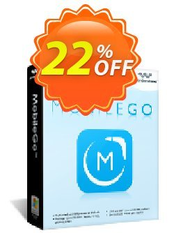 Wondershare MobileGo - MAC version  Coupon discount Dr.fone 20% off -