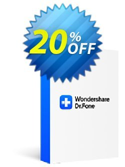 Wondershare Data Recovery Bootable Media Coupon discount 30% Wondershare Software (8799) - 30% Wondershare Software (8799)