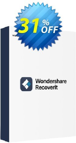 Recoverit ESSENTIAL for Mac Coupon, discount Buy Recoverit MAC with 30% Wondershare Software discount. Promotion: 30% Wondershare Software (8799)