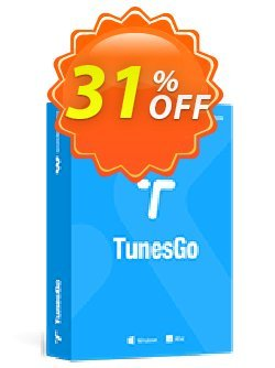 TunesGo Mac - Suite Lifetime License Coupon, discount Wondershare TunesGo (Mac) dreaded promotions code 2020. Promotion: dreaded promotions code of Wondershare TunesGo (Mac) 2020