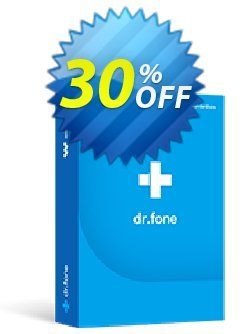 dr.fone Switch for business - iOS & Android  Coupon, discount Dr.fone all site promotion-30% off. Promotion: marvelous promo code of dr.fone Switch for business (iOS & Android) 2020