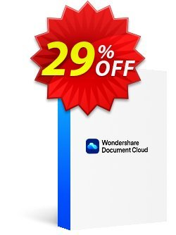 Wondershare Document Cloud Coupon, discount 26% OFF Wondershare Document Cloud, verified. Promotion: Wondrous discounts code of Wondershare Document Cloud, tested & approved