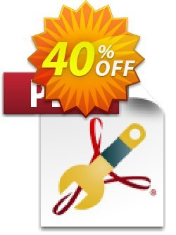 PDF to X Personal License Coupon discount 40% OFF PDF to X Personal License, verified. Promotion: Awesome offer code of PDF to X Personal License, tested & approved