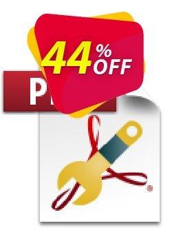 PDF to X - 1 Week License  Coupon discount 41% OFF PDF to X (1 Week License), verified - Awesome offer code of PDF to X (1 Week License), tested & approved