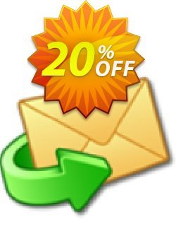 Auto Mail Sender Standard - 1 Year Enterprise License  Coupon discount 20% OFF Auto Mail Sender Standard (1 Year Enterprise License), verified - Awesome offer code of Auto Mail Sender Standard (1 Year Enterprise License), tested & approved