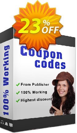 ImTOO Audio Encoder 6 Coupon, discount ImTOO coupon discount (9641). Promotion: ImTOO promo code
