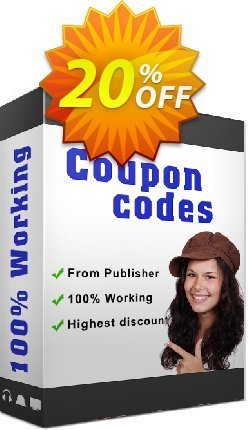ePub to FlashBook Coupon, discount A-PDF Coupon (9891). Promotion: 20% IVS and A-PDF