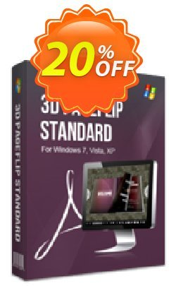 3DPageFlip Standard for Mac Coupon, discount A-PDF Coupon (9891). Promotion: 20% IVS and A-PDF