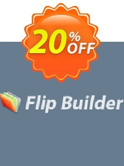 Flip Builder Coupon, discount A-PDF Coupon (9891). Promotion: 20% IVS and A-PDF