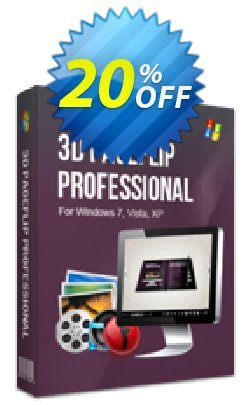 3D PageFlip Professional Mac Coupon, discount A-PDF Coupon (9891). Promotion: 20% IVS and A-PDF