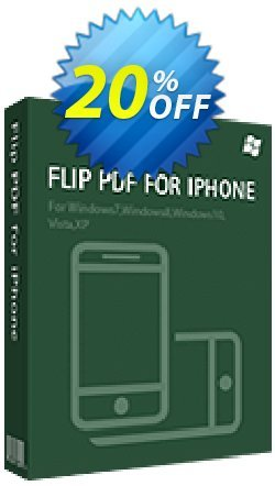 Flip PDF for iPhone Coupon discount A-PDF Coupon (9891). Promotion: 20% IVS and A-PDF