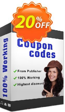 Boxoft DjVu to Flipbook Coupon, discount A-PDF Coupon (9891). Promotion: 20% IVS and A-PDF