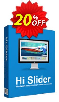 Hi Slider Coupon, discount A-PDF Coupon (9891). Promotion: