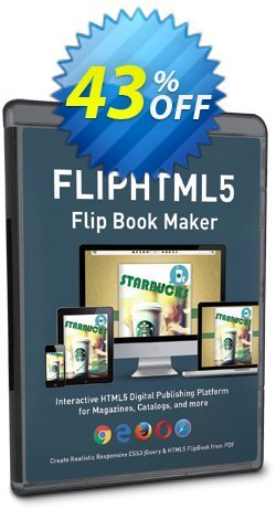 FlipHTML5 Platinum Coupon discount A-PDF Coupon (9891)