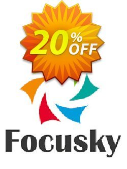 FOCUSKY ENTERPRISE Coupon, discount A-PDF Coupon (9891). Promotion: 20% IVS and A-PDF