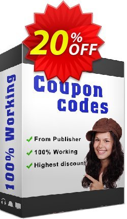A-PDF To Excel Coupon discount A-PDF Coupon (9891) - 20% IVS and A-PDF
