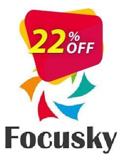 Focusky Standard Coupon discount A-PDF Focusky Coupon (9891) -