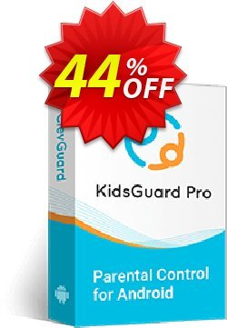KidsGuard Pro for Android Coupon, discount 43% OFF KidsGuard Pro for Android (3-Month Plan), verified. Promotion: Dreaded promo code of KidsGuard Pro for Android (3-Month Plan), tested & approved