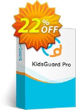 KidsGuard Pro for iOS - 1-month plan  Coupon discount 20% OFF KidsGuard Pro for iOS, verified. Promotion: Dreaded promo code of KidsGuard Pro for iOS, tested & approved