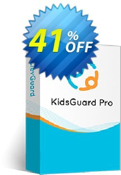 KidsGuard Pro for iOS - 3-month plan  Coupon discount 40% OFF KidsGuard Pro for iOS (3-month plan), verified. Promotion: Dreaded promo code of KidsGuard Pro for iOS (3-month plan), tested & approved