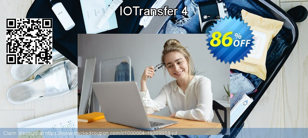 IOTransfer 4 coupon on Wildlife month deals