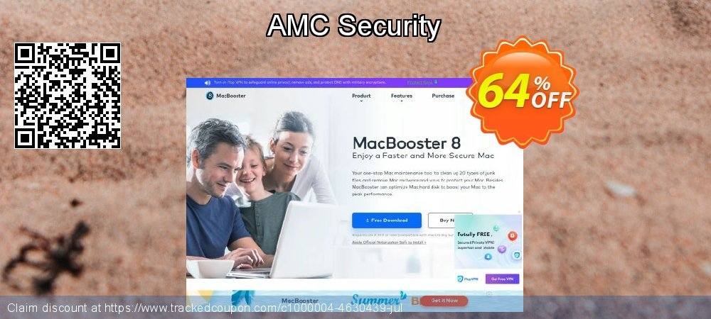 AMC Security coupon on Sexual Health Day offering sales
