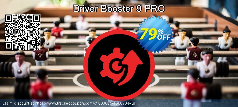 Get 80% OFF Driver Booster 6 PRO promo sales