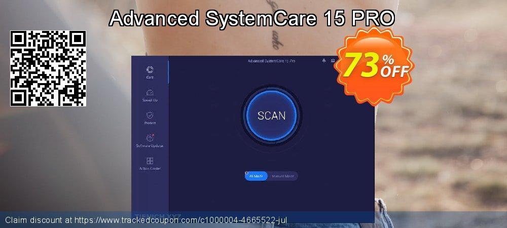 Advanced SystemCare 14 PRO coupon on Easter deals