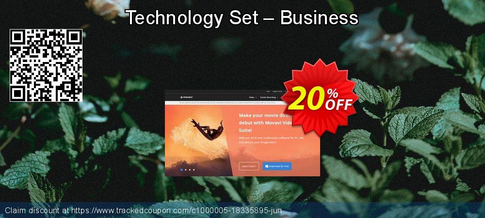 Movavi effect Technology Set – Business coupon on University Student offer deals