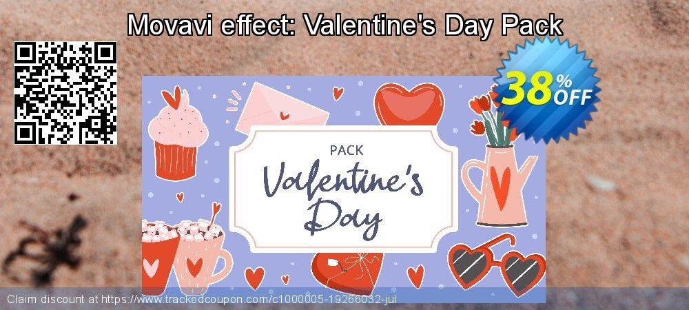 Movavi effect: Valentine's Day Pack coupon on New Year discounts
