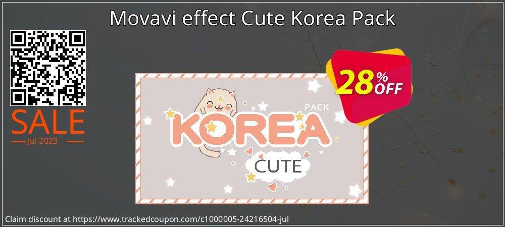 Movavi effect Cute Korea Pack coupon on College Student deals deals