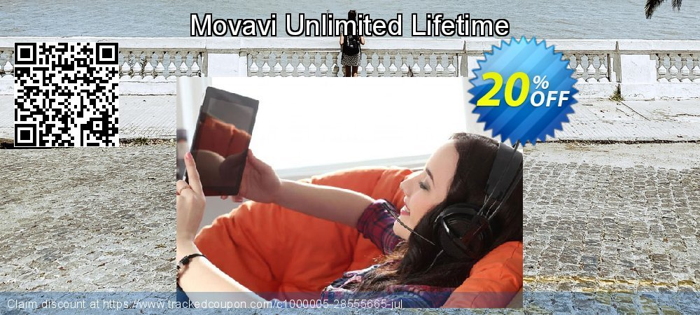 Movavi Unlimited coupon on Year-End offering discount