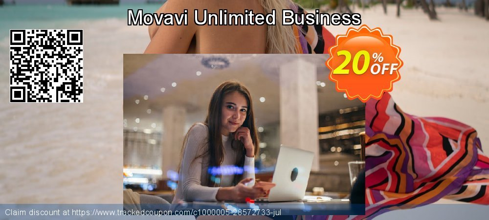 Movavi Unlimited Business coupon on Black Friday discounts