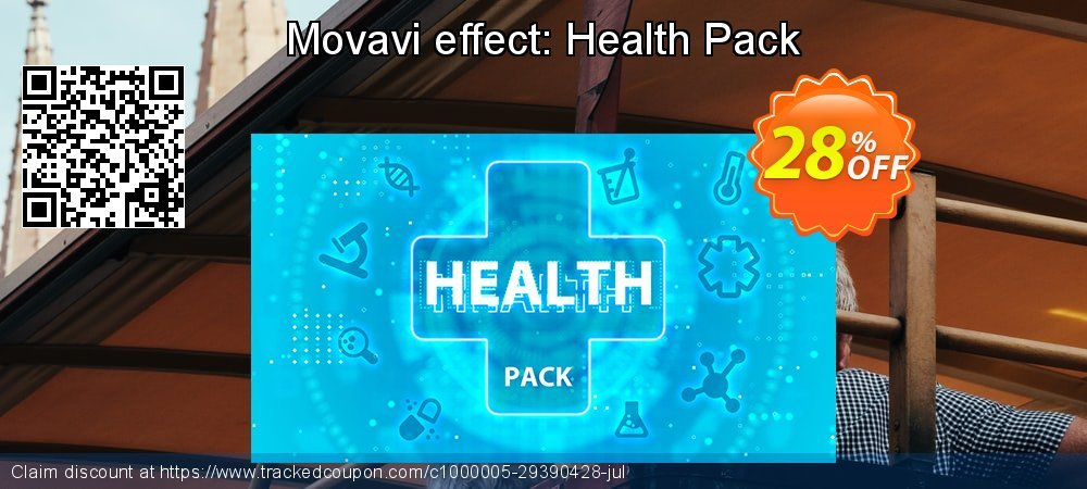 Movavi effect: Health Pack coupon on Back to School coupons offering sales
