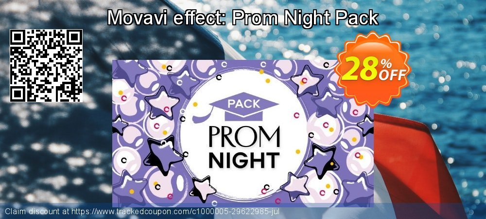 Movavi effect: Prom Night Pack coupon on Back to School deals offer
