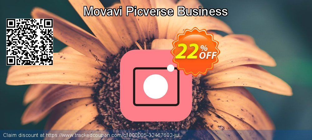Movavi Picverse Business coupon on Eid al-Adha offering sales