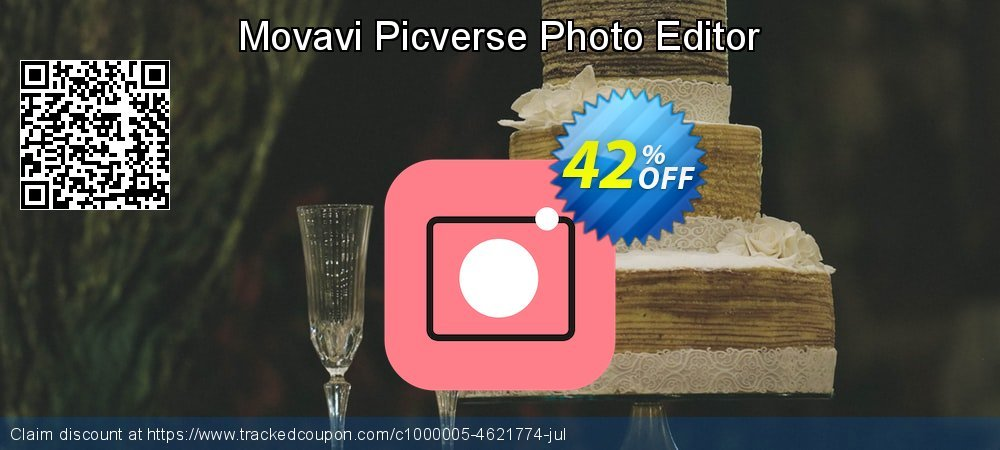 Movavi Photo Editor coupon on Happy New Year sales