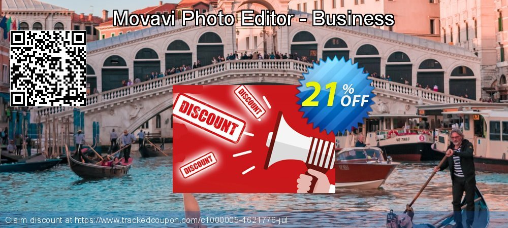 Movavi Photo Editor - Business License  coupon on University Student deals deals