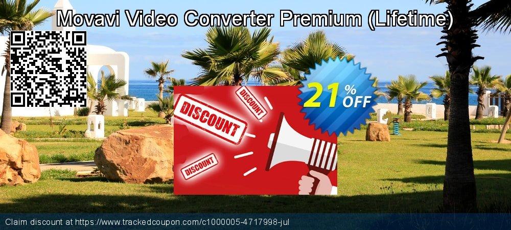 Movavi Video Converter Premium - Lifetime  coupon on College Student deals offering discount
