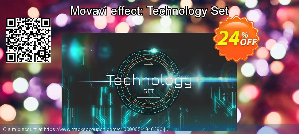 Movavi effect: Technology Set coupon on Thanksgiving offering discount