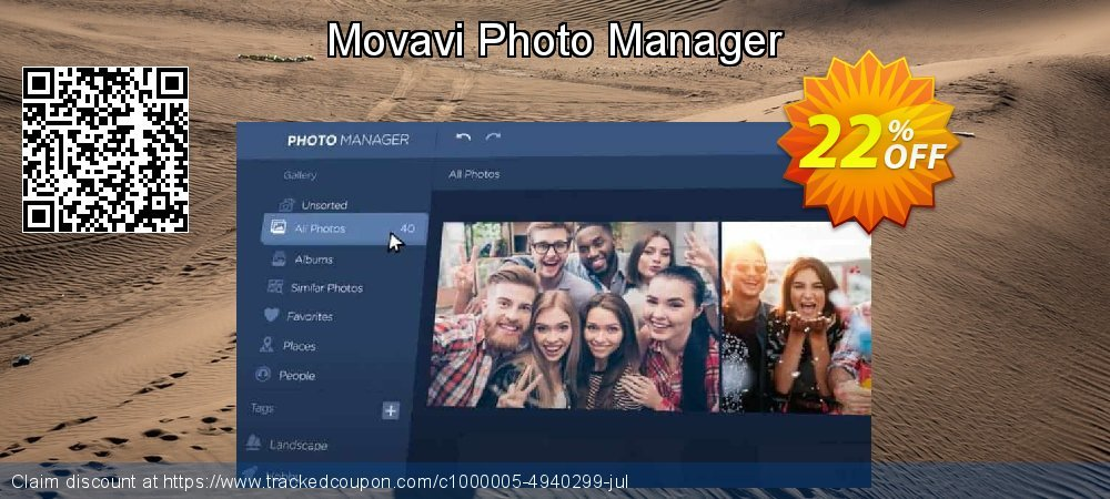 Movavi Photo Manager coupon on Lunar New Year super sale
