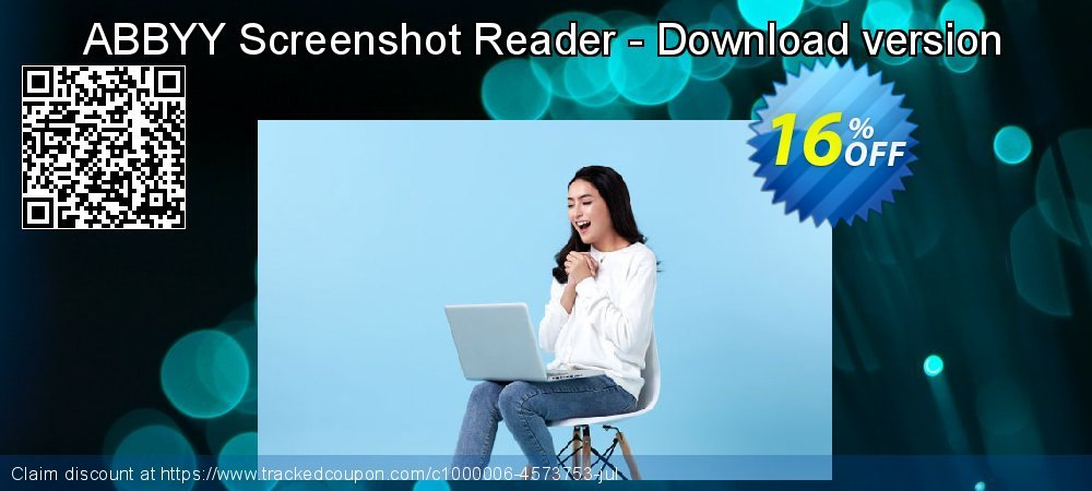 ABBYY Screenshot Reader - Download version coupon on Camera Day sales