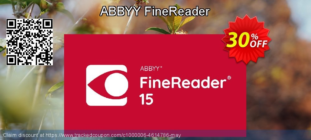 ABBYY FineReader coupon on Halloween super sale