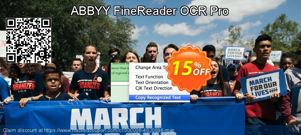 ABBYY FineReader OCR Pro coupon on Halloween offering sales