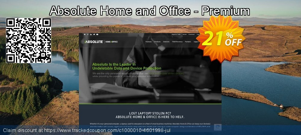 Absolute Home and Office - Premium coupon on Easter offering sales